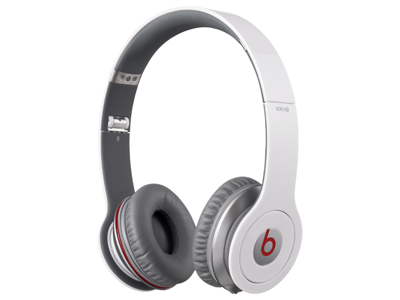 Beats by Dr. Dre Solo HD ControlTalk White