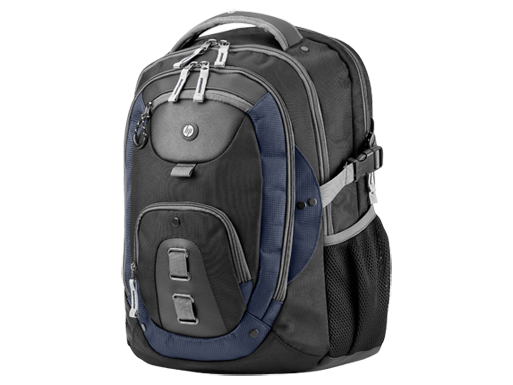 HP 15.6-inch Premier 3 Blue Backpack