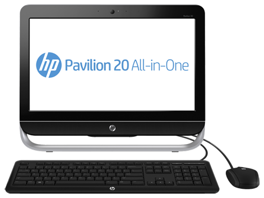 "HP Pavilion 20-b420t 20"" Intel Core i3 All-in-One Desktop"
