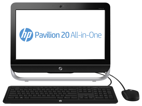 HP Pavilion 20-b410z All-in-One Desktop PC (ENERGY STAR)