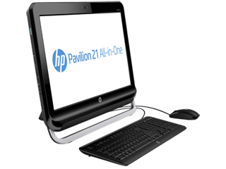 惠普HP Pavilion 21-a150cn All-in-One 台式电脑(OS)