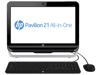 惠普HP Pavilion 21-a150cn All-in-One 台式电脑
