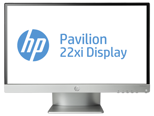 HP Pavilion 22xi 21.5-inch Diagonal IPS LED Backlit Monitor