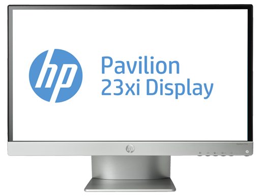 HP Pavilion 23xi 23-inch Diagonal IPS LED Backlit