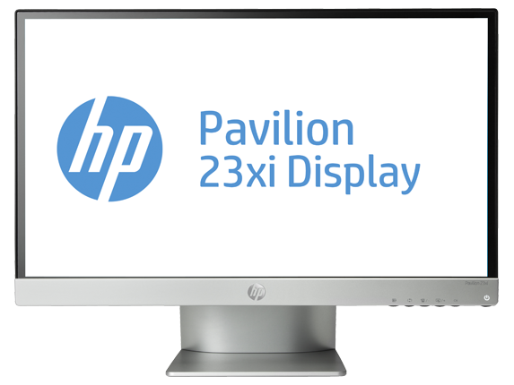 HP Pavilion 23xi 23-inch Diagonal IPS LED Backlit Monitor