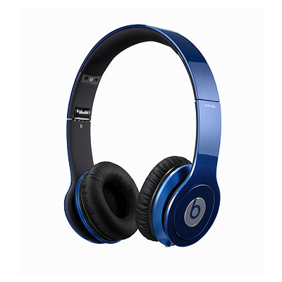 Beats by Dr. Dre Solo HD ControlTalk Dark Blue Headphones