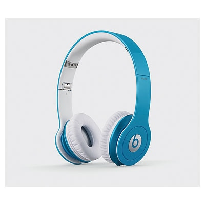 Beats by Dr. Dre Solo HD ControlTalk Light Blue Headphones