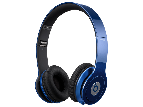 Beats by Dr. Dre Solo HD ControlTalk Dark