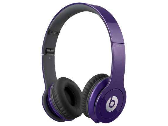 Beats by Dr. Dre Solo HD ControlTalk Purple