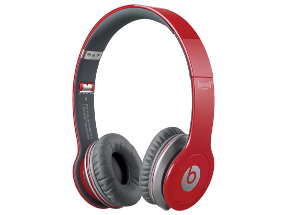Beats by Dr. Dre Solo HD ControlTalk Red