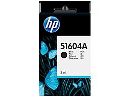 HP Black Plain Paper Print Cartridge