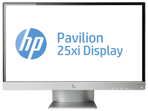 HP Pavilion 25xi 25-inch Diagonal IPS LED Backlit Monitor
