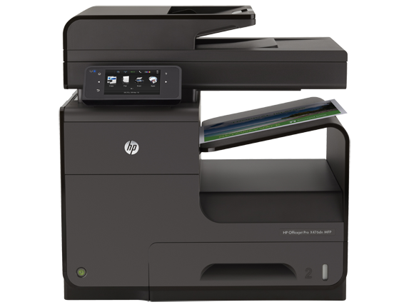 HP Officejet Pro X476dn Multifunction Printer