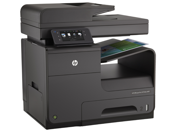 Hp officejet pro x476dw multifunction printer hp for Best home office multifunction printers
