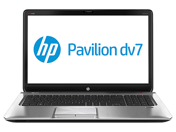 HP ENVY dv7t-7300 Quad Edition Notebook PC