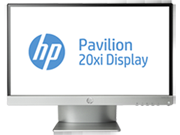 HP Pavilion 20xi 20-inch Diagonal IPS LED Backlit Monitor