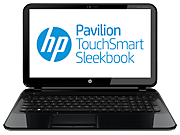 HP Pavilion TouchSmart 15z-b000  Sleekbook