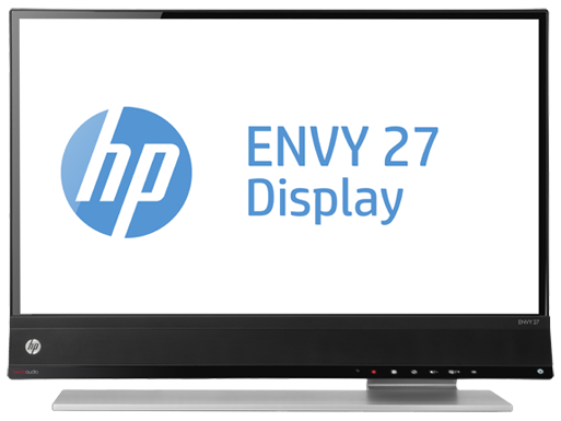 HP ENVY 27 27-inch Diagonal IPS LED Backlit