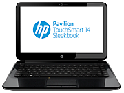 HP Pavilion TouchSmart 14t-b100  Sleekbook