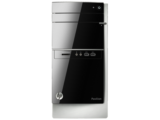 HP Pavilion 500qe Intel Quad Core i5 Desktop PC