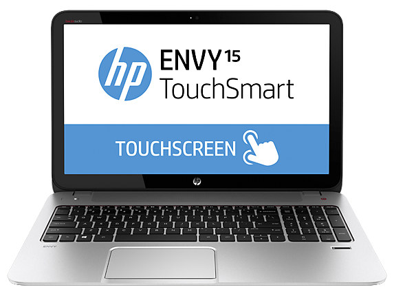 HP ENVY TouchSmart 15t-j100 Quad Edition Notebook PC (ENERGY STAR)