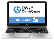 HP ENVY TouchSmart 15t-j000 Select Edition  Notebook PC