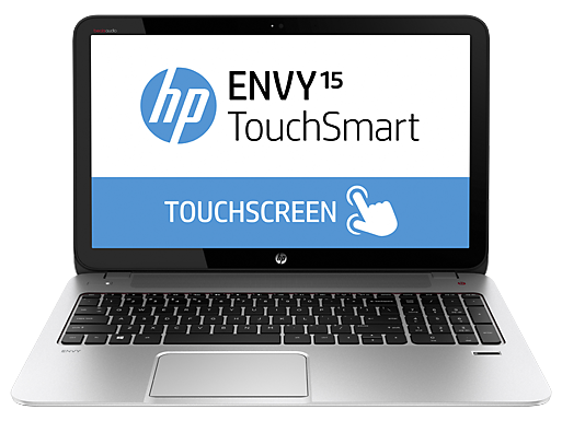"HP ENVY TouchSmart 15t-j100 Quad 15.6""  Intel Quad Core i7 Touchscreen Laptop"