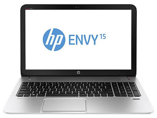 HP ENVY 15t-j100 Quad Edition  Notebook PC with Windows 7 (ENERGY STAR)