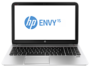HP ENVY 15t-j100 Quad Edition  Notebook PC (ENERGY STAR)