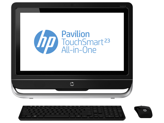 HP Pavilion TouchSmart 23-f260xt All-in-One Desktop PC (ENERGY STAR)
