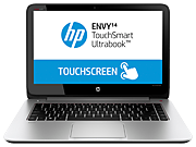 HP ENVY TouchSmart 14t Ultrabook (ENERGY STAR)