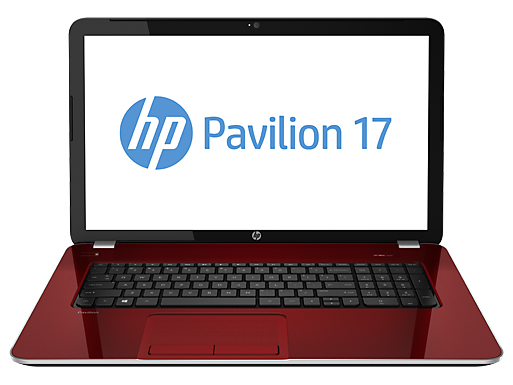 HP Pavilion 17z Notebook PC (ENERGY STAR)