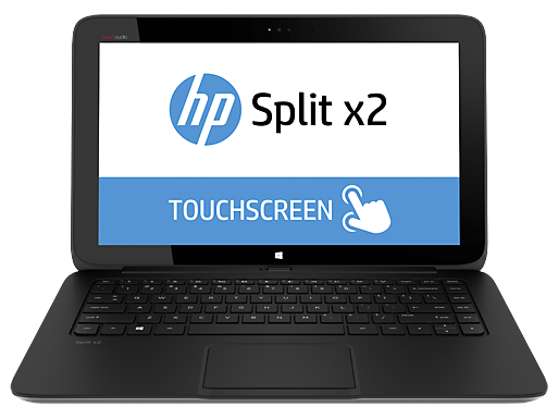 "HP Split 13t-m100 x2 13.3"" Intel Core i3 Touchscreen Laptop"