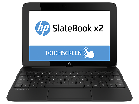 HP SlateBook 10-h010nr x2 PC