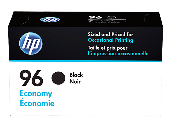 HP 96 Economy Black Ink Cartridge