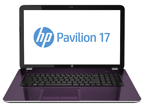 HP Pavilion 17z-e100 Notebook PC (ENERGY STAR)