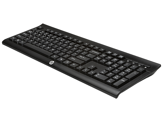 HP K2500 Wireless Keyboard