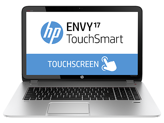 HP ENVY TouchSmart 17t-j100 Quad Edition Notebook PC (ENERGY STAR)