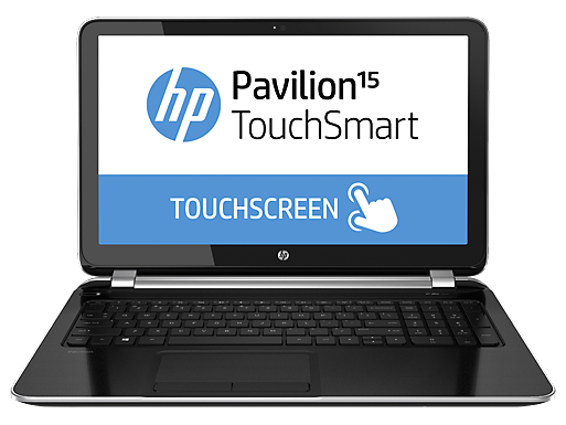 HP Pavilion TouchSmart 15t-n100  Notebook PC (ENERGY STAR)