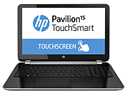 HP Pavilion TouchSmart 15z-n100  Notebook PC (ENERGY STAR)