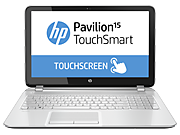 HP Pavilion 15t TouchSmart Notebook PC (ENERGY STAR)