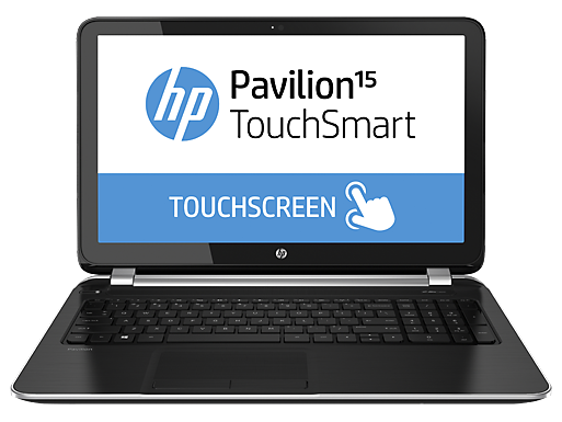 "HP Pavilion TouchSmart 15t-n100 15.6"" Intel Core i5 Touchscreen Laptop"