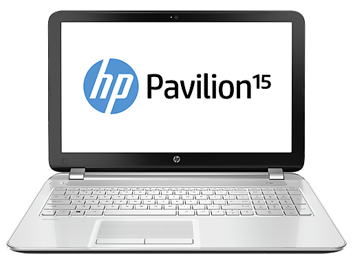 HP Pavilion 15 Notebook PC (ENERGY STAR)