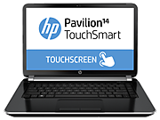 HP Pavilion 14z-n200 TouchSmart  Notebook PC (ENERGY STAR)