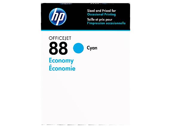 HP 88 Economy Cyan Original Ink Cartridge