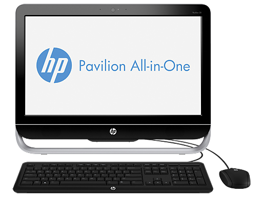 "HP Pavilion 23-b440xt 23"" Intel  Quad Core i5 All-in-One Desktop"