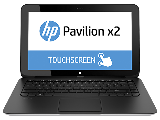 "HP Pavilion 13z-p100 x2 13.3""  Touchscreen Laptop"