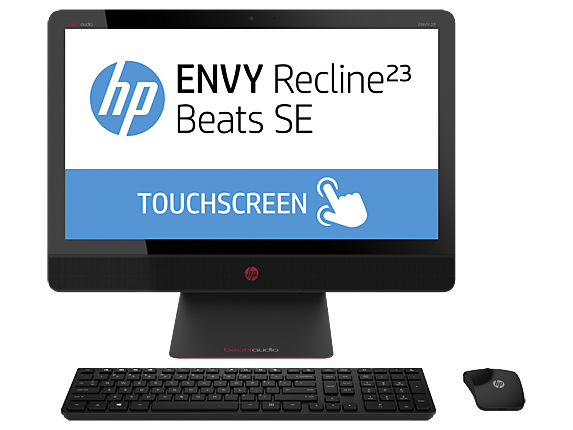 HP ENVY Recline 23-m210qd TouchSmart Beats SE All-in-One Desktop PC (ES)
