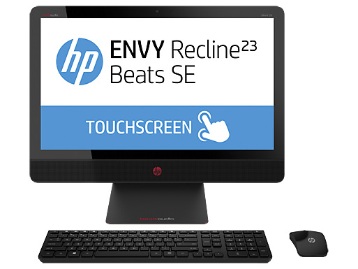 "HP ENVY Recline 23-m110qd TouchSmart Beats SE 23"" Intel Core i5 All-in-One Desktop"