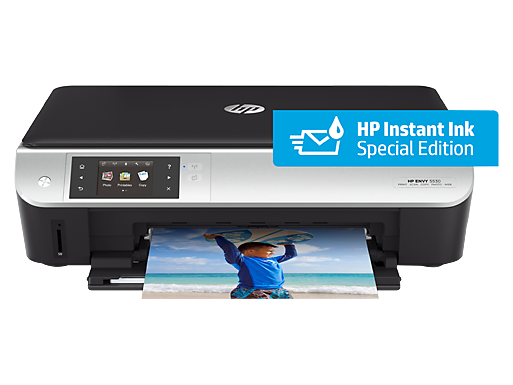 HP ENVY 5530 e-All-in-One with 2-month HP Instant Ink Service (conditions apply)